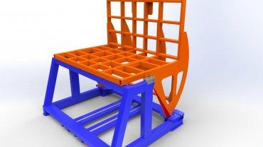 Otáčecí stolice 1t